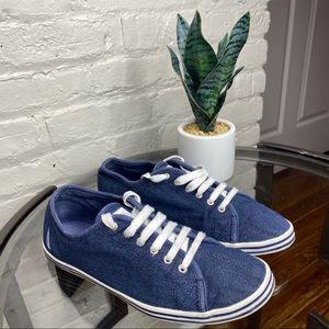 Nautica Blue Sneakers Size 8